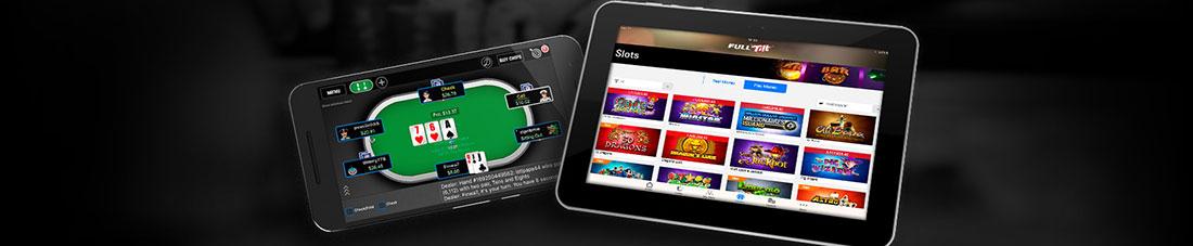 Full Tilt Poker на айфон